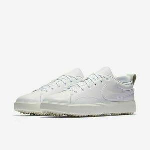 Nike 905232-100 Men's Course Classic Golf Shoes